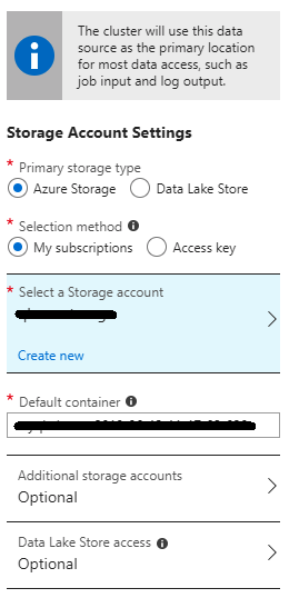 Processing Big Data with Azure HDInsight and Spark - Part I