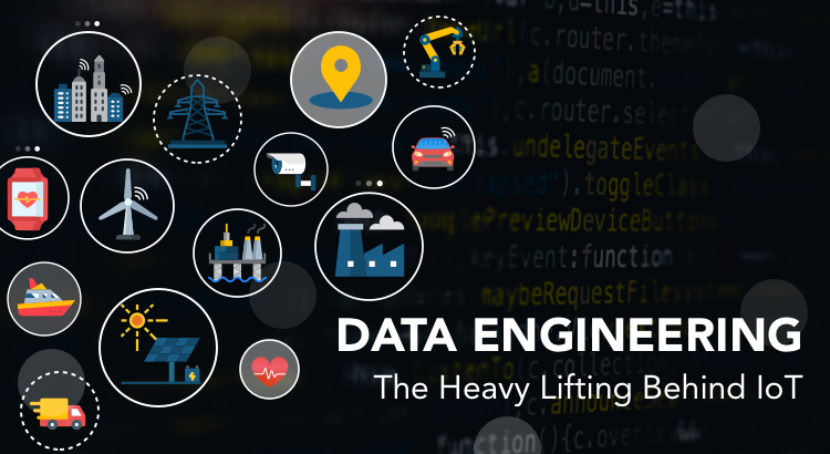Data Engineering: The Heavy Lifting Behind IoT