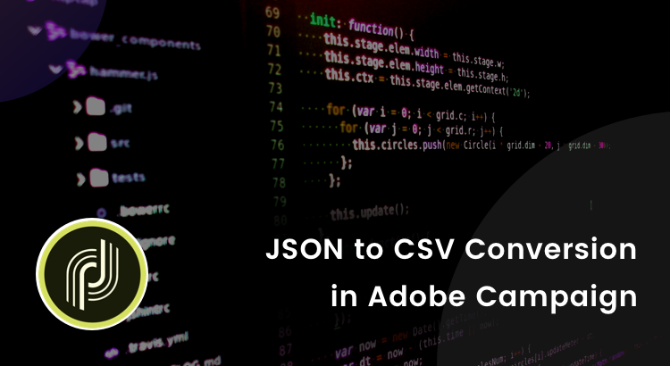 How to Parse a JSON File in Adobe Campaign