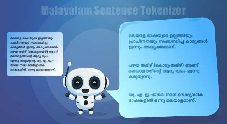 NLP Libraries for Malayalam Sentence Tokenization: An Exploratory Study